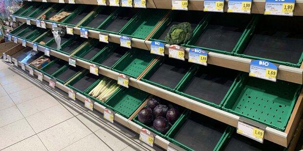 Supermarkt-Beschäftigte bekommen Prämien