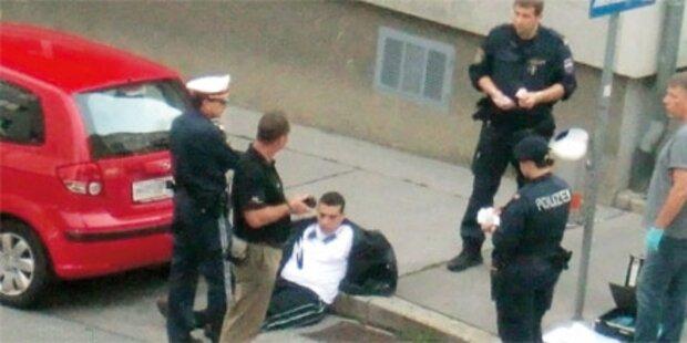 Polizei fasst Supermarkt-Räuber