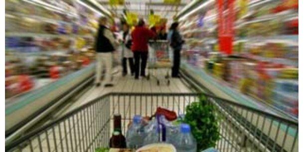 Lebensmittel noch immer teurer als in Deutschland