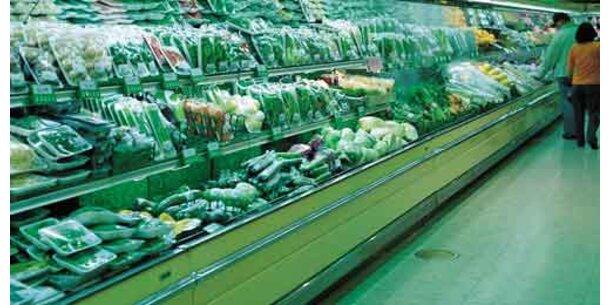Preissteigerungen bescheren Handel mehr Umsatz