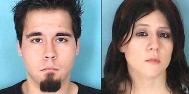 Paar wegen Sex im Supermarkt verhaftet