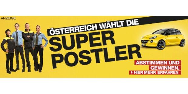 Östereich wählt die Super Postler