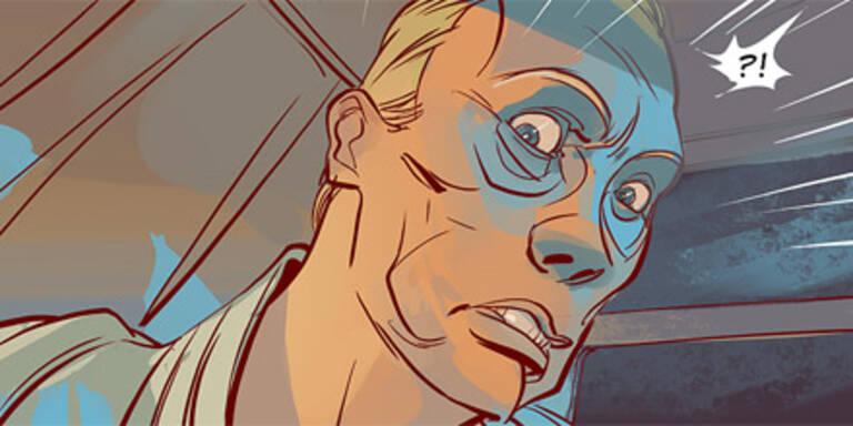 """Super-Putin"" wird zum Comic-Star"