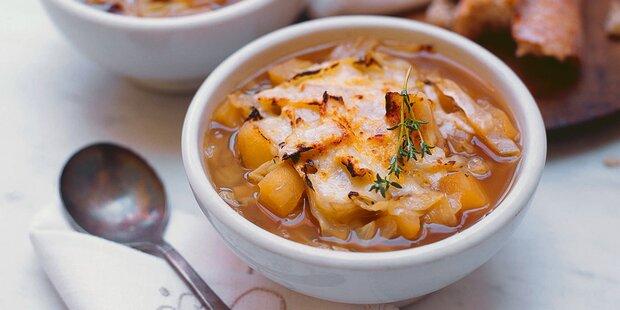 Die besten Suppen für kalte Tage