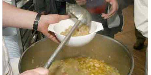 Menschenkopf-Suppe für kranke Tochter