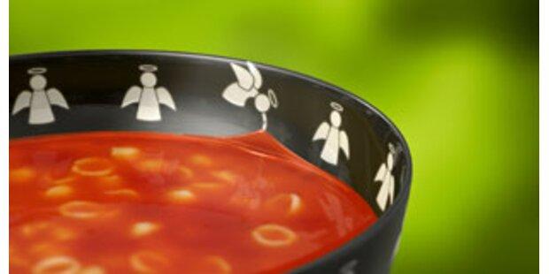 Heiße Suppe verbrüht Kleinkind in Kärnten