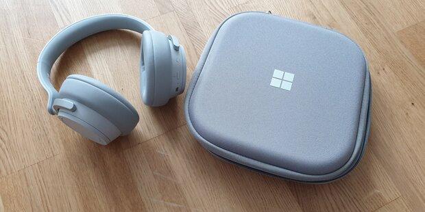 Microsofts High-End-Kopfhörer im Test