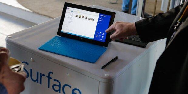 Surface Pro startet jetzt in Österreich