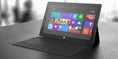 Microsoft bringt Surface RT nach Österreich