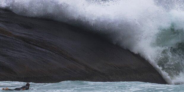 Hurrikan Irma tötete 16-jährigen Profi-Surfer