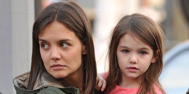 Katie will Tochter Suri