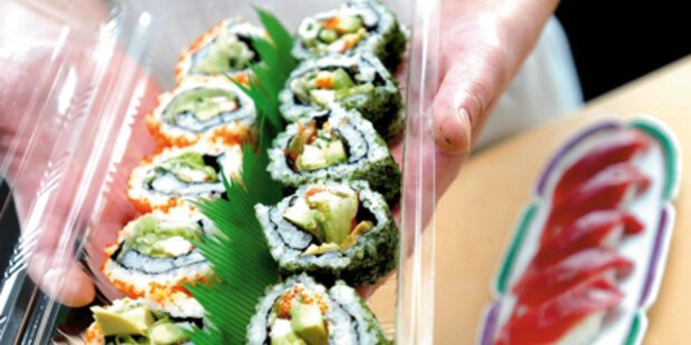 Sushi: Jedes zweite Set ist ungenießbar