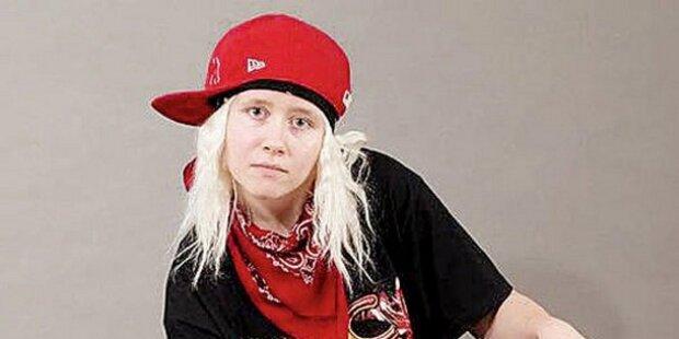 Hip-Hop-Susi: 1. Prozesstag ist geplatzt