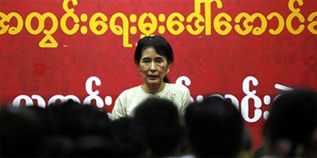 Suu Kyi wünscht nationale Aussöhnung