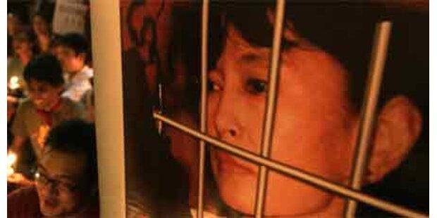 Suu Kyi-Prozess vor dem Ende