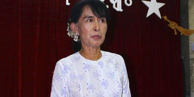 Suu Kyi Burma