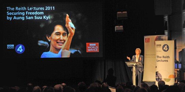 Suu Kyi wirbt für UN-Untersuchung