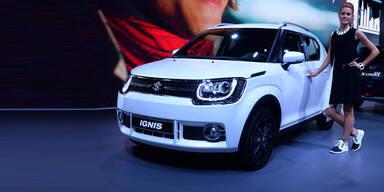 Suzuki tritt der Elektro-Allianz von Toyota bei