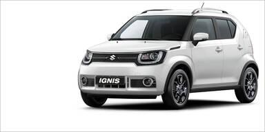 Das ist der neue Suzuki Ignis