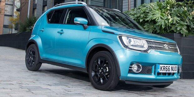 Neue Suzuki-Modelle sorgen für Rekord
