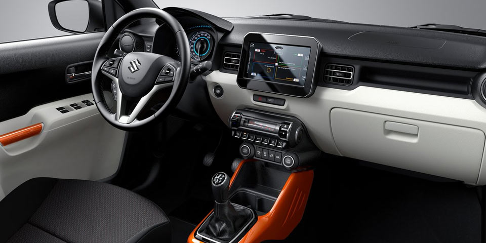 Suzuki Ignis Cockpit 960