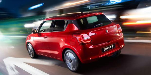 Der neue Suzuki Swift 2017 im Test