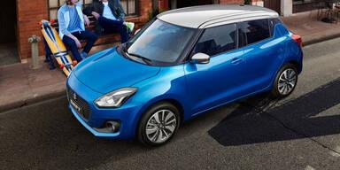 Der neue Suzuki Swift im Test