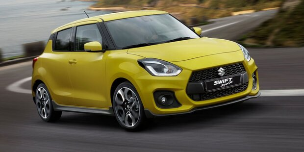 Suzuki greift mit dem Swift Sport an