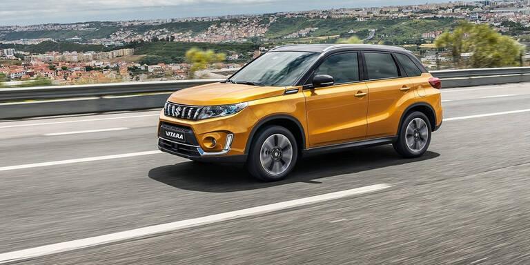 Facelift für den Suzuki Vitara