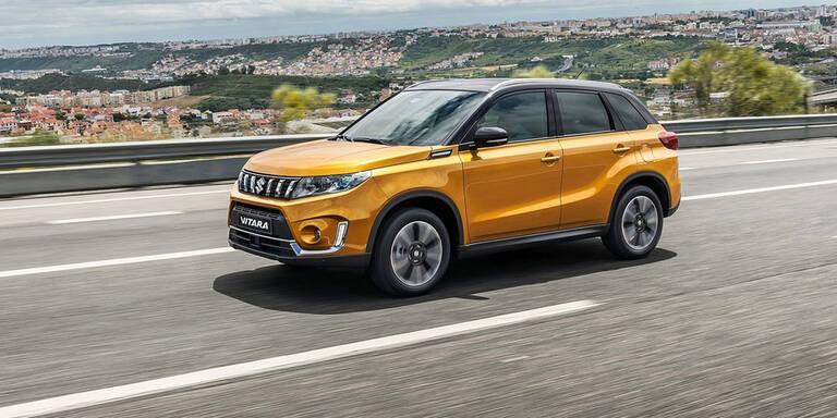 Suzuki Vitara startet als Sondermodell