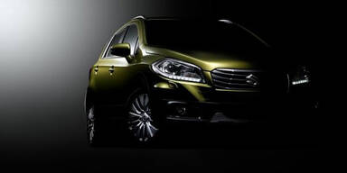 Suzuki zeigt neues Crossover-Modell