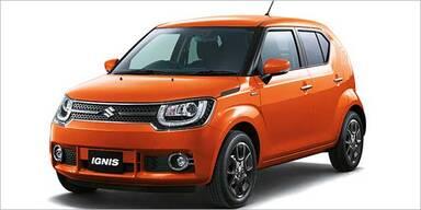 Suzuki Ignis kehrt als Mini-SUV zurück