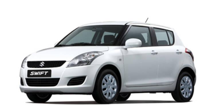 Suzuki Swift startet mit Diesel und mit Allrad