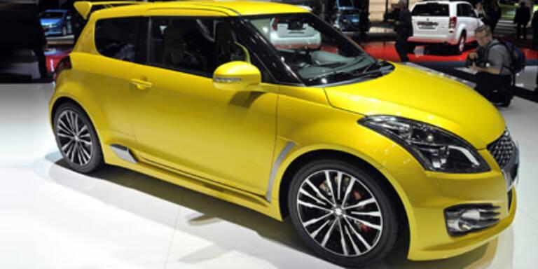Suzuki Swift S Concept in Genf 2011