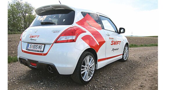 Der Suzuki Swift Sport im Test