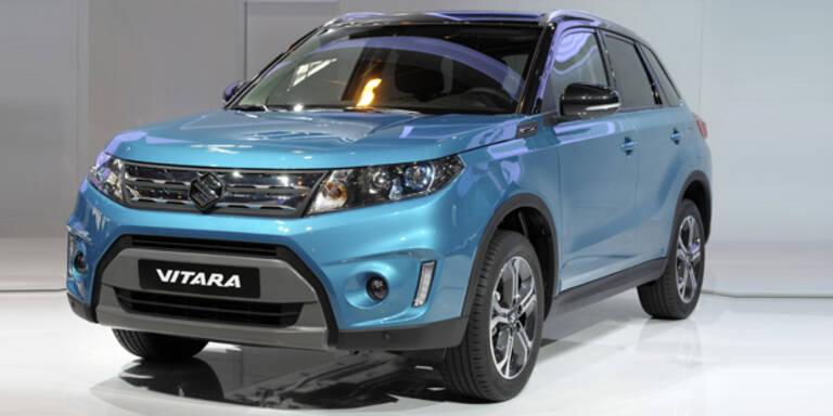 Alle Infos vom neuen Suzuki Vitara