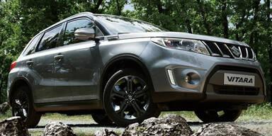 Neues Suzuki Vitara Top-Modell startet