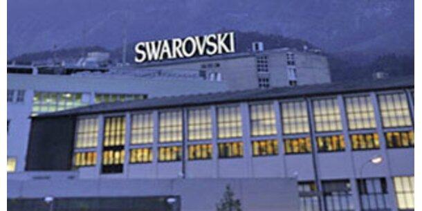 Zittern um Arbeitsplätze bei Swarovski