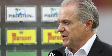 Svetits mit scharfer Kritik an ÖFB-Cup