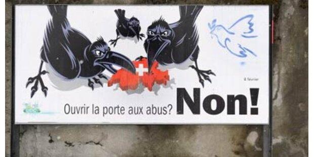 Politiker schimpfen Franzosen-