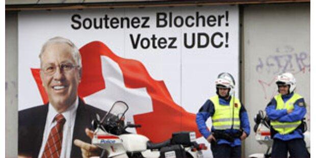 SVP-Politiker mit Österreich-Verbindungen
