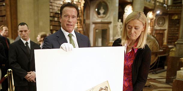 Arnold Schwarzenegger in Wien