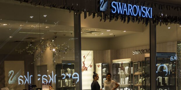 Swarovski unter Top 100 der Luxusgüterkonzerne