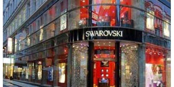 Swarovski kündigt 150 Mitarbeiter