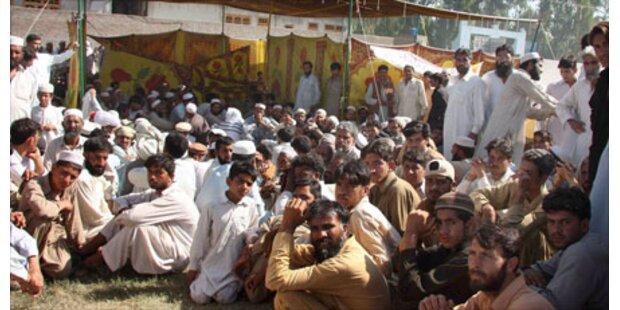1,3 Millionen auf der Flucht in Pakistan