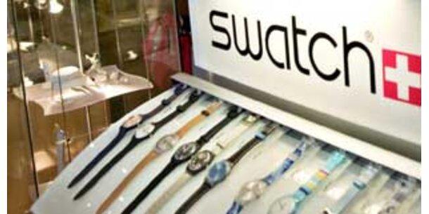 Swatch-Strom für den Hausgebrauch