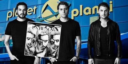Swedish House Mafia rocken die Planai