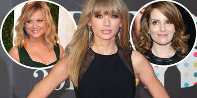 Amy Poehler, Taylor Wift, Amy Phoeler