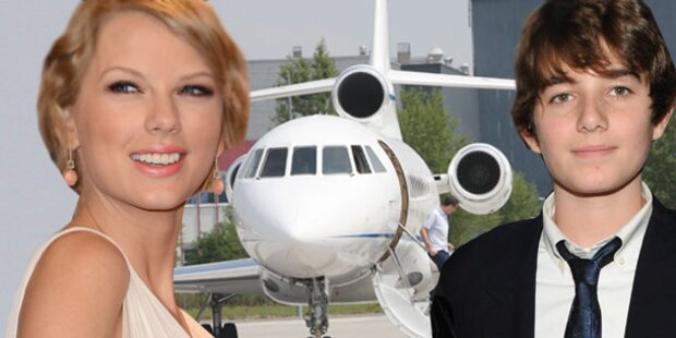 Taylor Swift: Ein Privatjet für ihr Schatzi