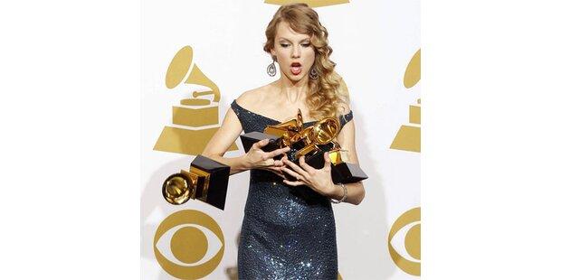 Zu viele Grammys auf einmal